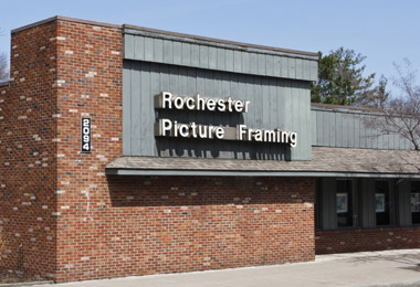 Rochester Picture Framing