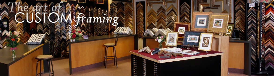 Rochester Picture Framing & Custom Framing Rochester NY
