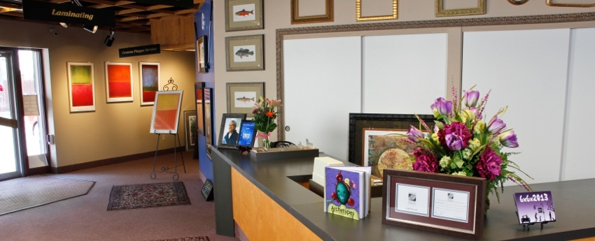 Professional Framers Rochester Picture Framing NY